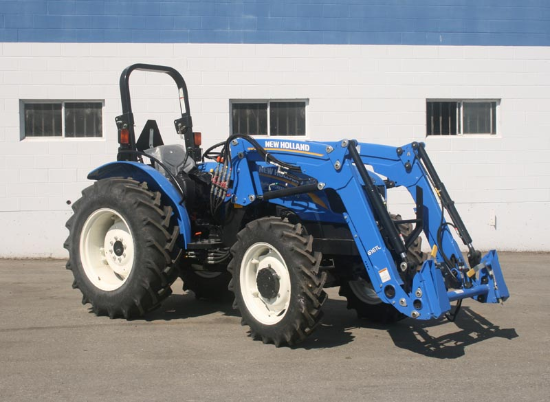 Rollins New Holland Workmaster 70 Tractor